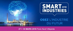 Smart Industries, du 27 au 30 mars 2018