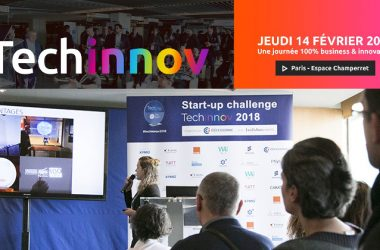 Lauréat challenge IA Techinnov 2019