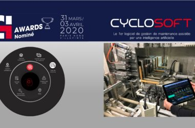 CycloSoft V3 nominé aux Global Industrie Awards 2020
